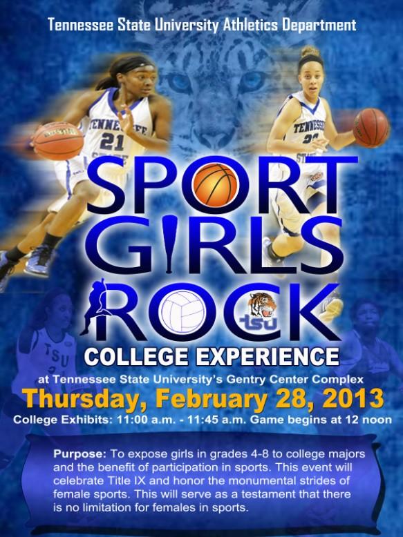Sports Girls Rock